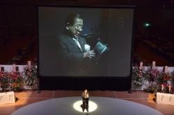長岡商工会議所創立110周年記念式典・祝賀パーティ1