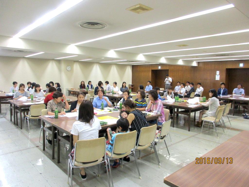 2016NAGAOKA女子カレーコンテスト事前説明会1