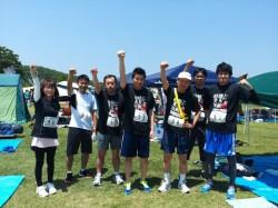 2012国営越後丘陵公園リレーマラソン