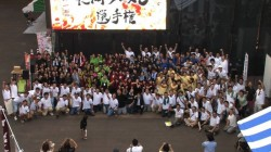 第3回高校生長岡ラーメン選手権大会 集合写真