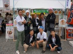 長岡YEG 国際グルメグランプリ出店