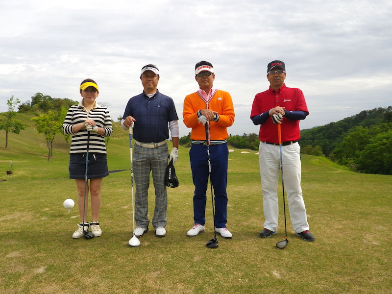 長岡商工会議所青年部15周年記念新緑ゴルフ大会4