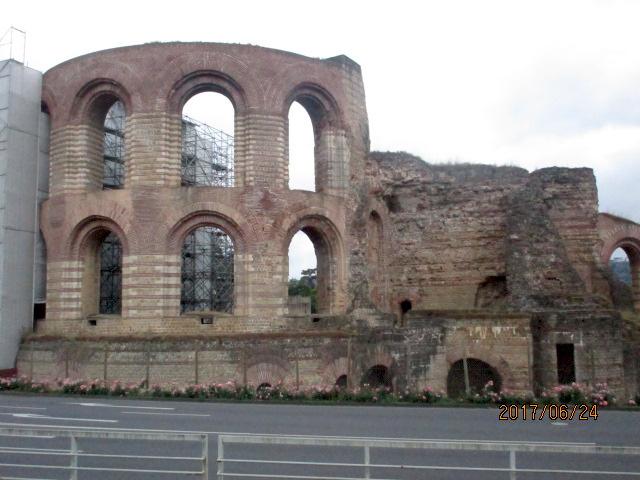 トリアー市 遺跡