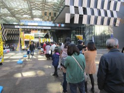 ママさん!長岡カレーコンテスト開催2