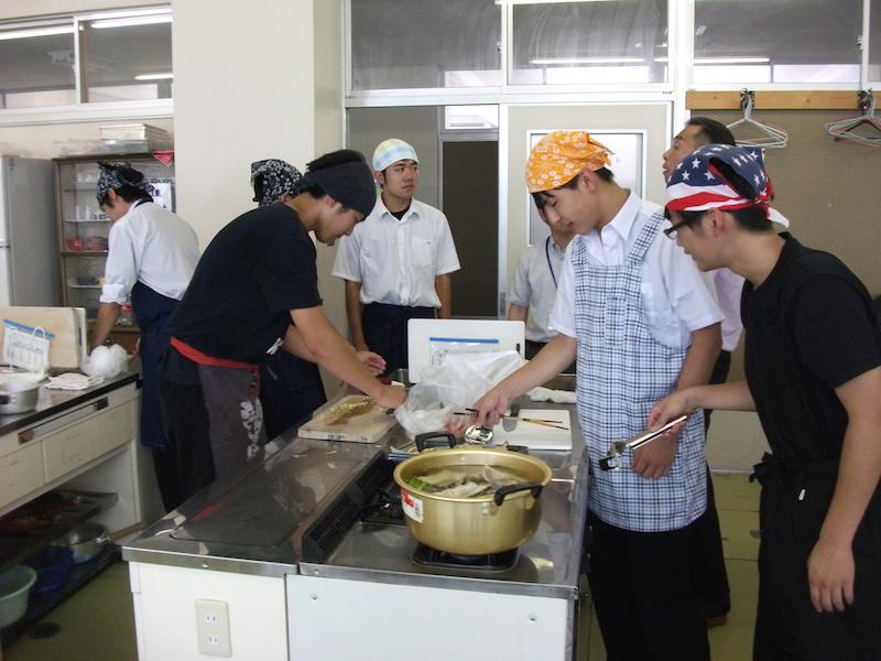 長岡工業高校