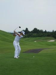 会員親善ゴルフ大会2013