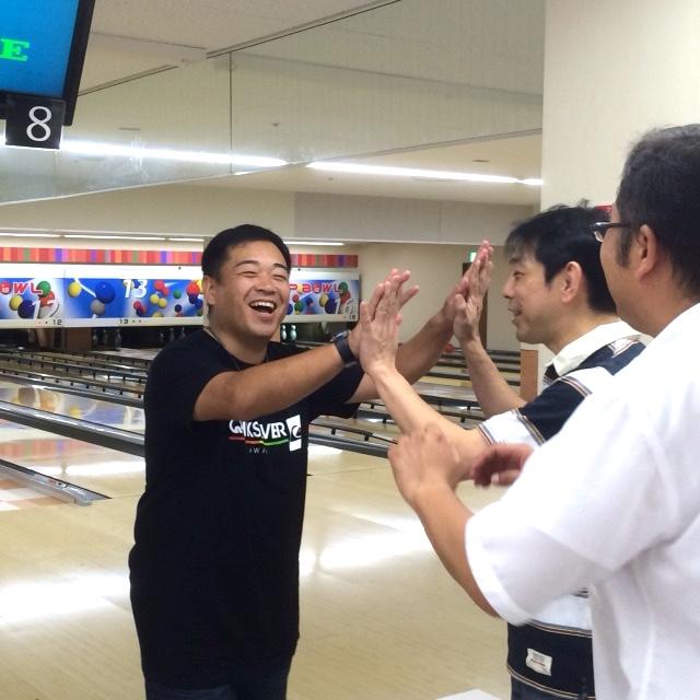 2017年8月例会及び納涼会・ゴルフ大会・ボーリング大会6