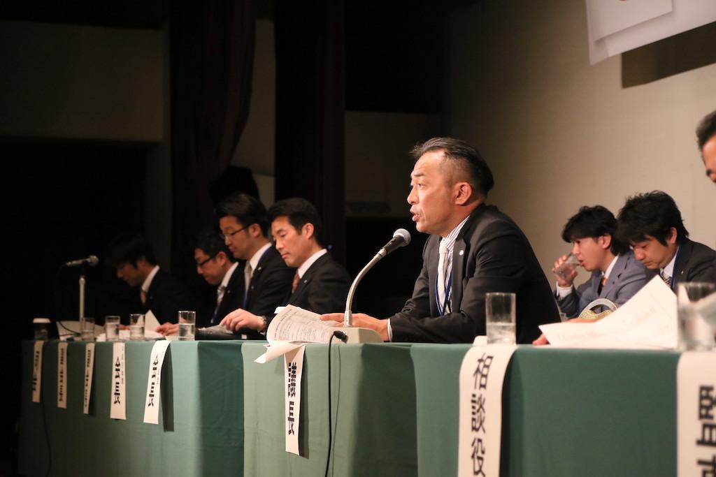 28年度長岡商工会議所青年部総会3