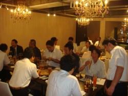 地域資源開発委員会 長岡グルメ開発公開委員会(試食会)の様子
