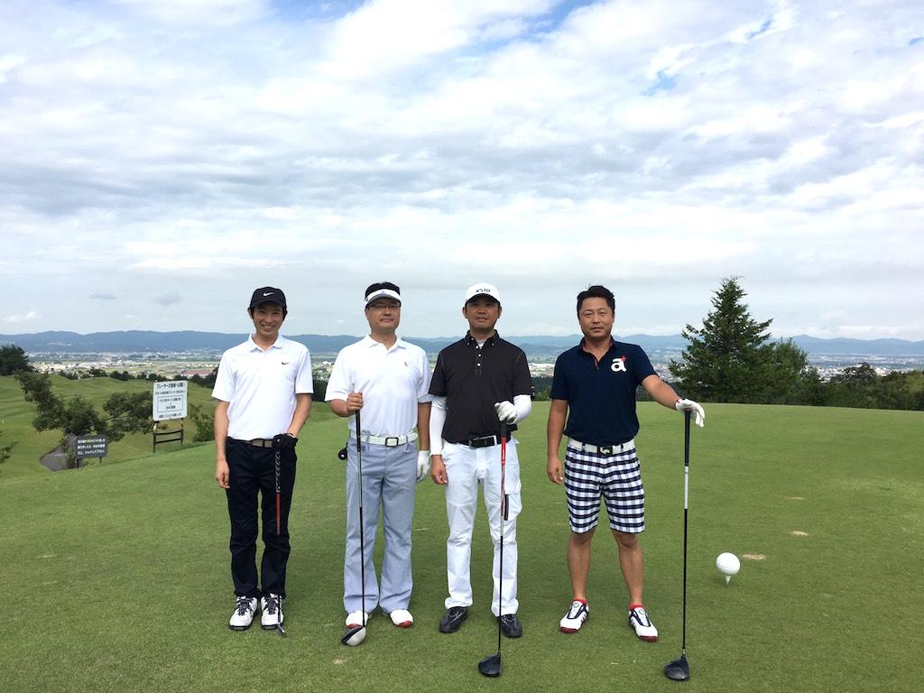 2016長岡青年部ゴルフ大会4